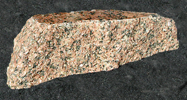 See How The Minerals In Granite Have A Definite Pattern